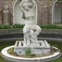 Statue at Terrace Gardens Richmond