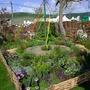 Maypole Garden, Malvern spring show