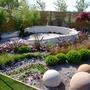 Rhythm and Passion garden, Malvern spring show