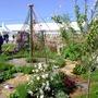 The Maypole garden, Malvern spring show