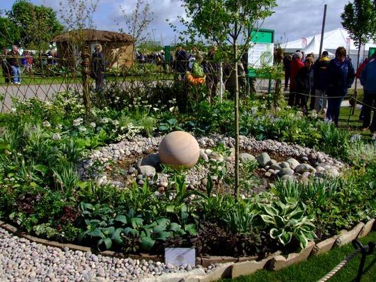 Moondance Garden, Malvern spring show