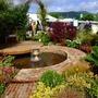 Modern Victorian Outdoor Space, Malvern spring show garden