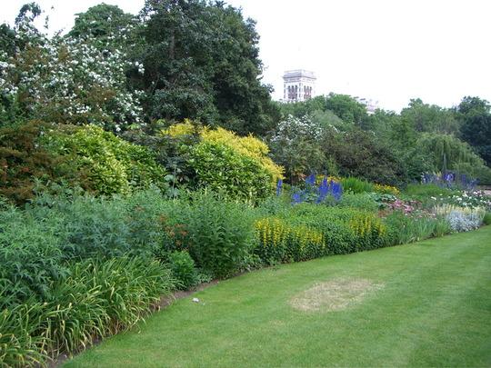 St James's Park June 2007