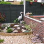 First rockery we have ever built