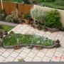 first part of my garden(patio)