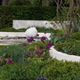 cancer research garden