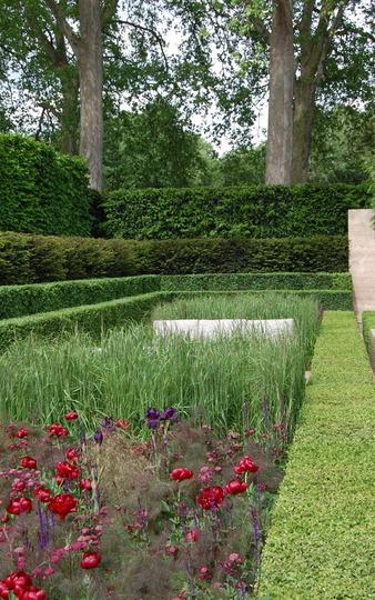 Laurent Perrier Garden