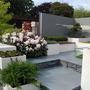 Modern Rock Garden