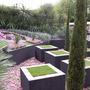 The Quilted Velvet Garden