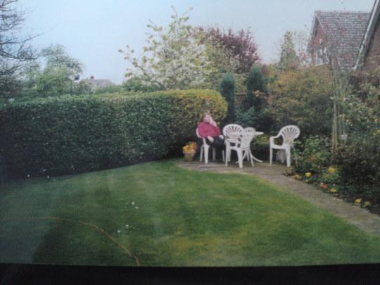 Intial Garden circa 2000