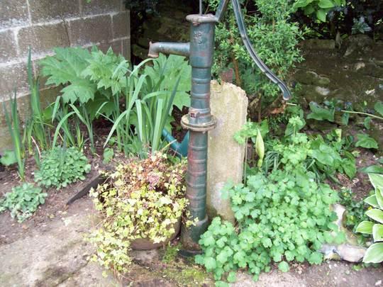 soft water pump