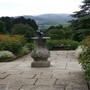 Rose Garden Terrace at Bodnant