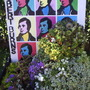 Rabbie Burns gets the Warhol Treatment - Gardening Scotland 2009