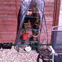 my wee greenhouse