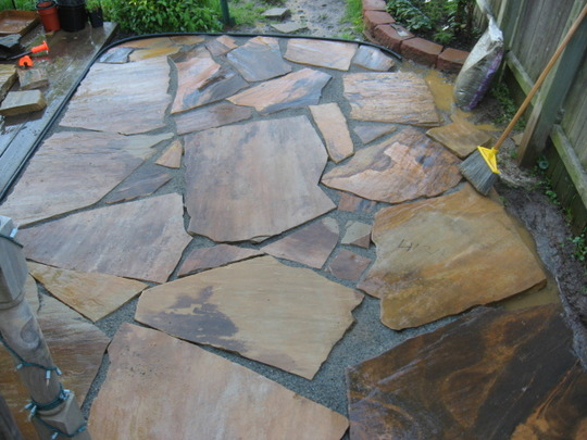 Tennesee Crab Orchard Stone
