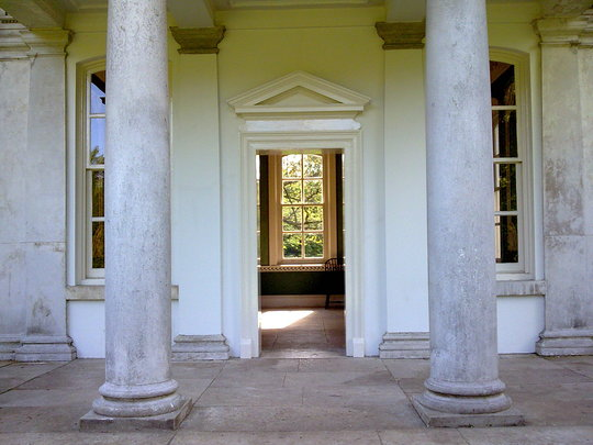 osterley park London Pans Temple
