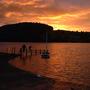 Ullswater at dusk