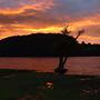 Sunset on Ullswater