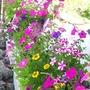 Flower tubs