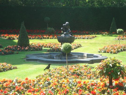 Queen Mary's Garden - Regent's Park, London - June 2009