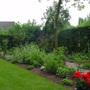 garden right side