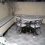 last winters snow