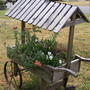 Flower cart