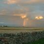 I caught the rainbow