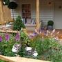 Small gardens - Healing garden