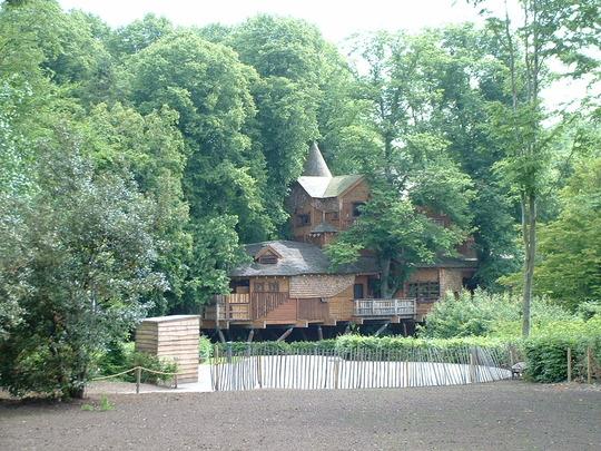 Alnwick Gardens Tree House