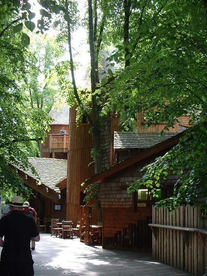 The Alnwick Gardens Tree House