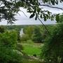Terrace Gardens riverside view