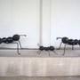 Metal work ants