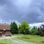 Storm clouds approaching!