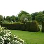 Renishaw formal garden