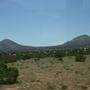On the way to Santa Fe.