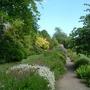 Inside the walled garden