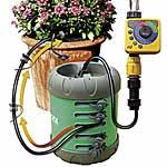Aquapod Watering System and Aquapod Extension Kit