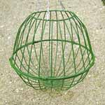 Wire Ball Hanging Basket