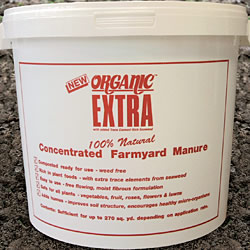 Organic Extra Fertiliser (2 buckets)