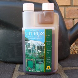 Greenhouse and Pot Disinfectant (Citrox)