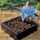 Garland Plastic Raised Bed Kit 1m x 1m