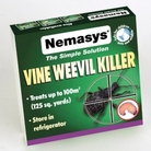Nemasys Vine Weevil Killer 100m2 Pack