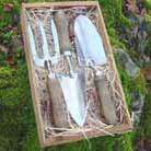 Traditional hand tool set stainless steel by Joseph Bentley