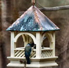 hanging gothic bird table