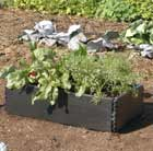 Mini raised bed