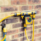 Hozelock 4 way tap connector