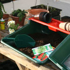 Potting station