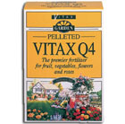 Vitax Q4 fertiliser (original powdered formulation)
