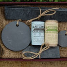 Slate labels and twine gift set